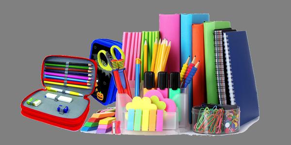 Школьные принадлежности: обучение в радость!